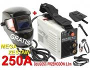 Spawarka inwertorowa 250A IGBT KD843 kraft&dele+maska Gratis