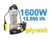 Pompa KD752 do wody czystej brudnej szamba ścieków