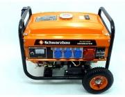Agregat Schwarzbau generator prądotwórczy + el - start