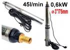 Pompa głębinowa pompy do wody ciśnieniowa 0,6kw 3cale (75mm)