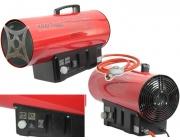 Nagrzewnica gazowa,dmuchawa 35KW LCD z termostatem KD11701