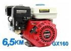 Silnik spalinowy gx160 zagęszczarka 6,5KM