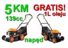 Kosiarka spalinowa kosiarki 5kM 139cc 40L PM-KSS-500N 5KM