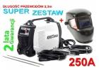 Spawarka inwertorowa 250A IGBT KD844 kraft&dele+maska gratis