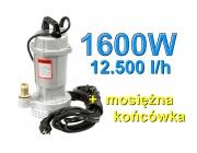 Pompa do wody czystej brudnej szamba KD753 kraft&dele