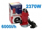 Pompa do wody czystej brudnej szamba H00600-2370W heidmann