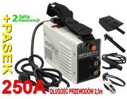 Spawarka inwertorowa KD843 IGBT 250A kraft&dele