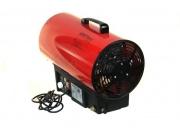 Nagrzewnica gazowa  KraftDELE 30KW - piecyk gazowy dmuchawa