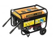AGREGAT prądotwórczy generator prądu 4,8kw PM-AGR 3000KE+START KLUCZYK AVR