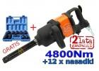 Klucz pneumatyczny udarowy BJC788 do kół tir 1