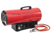 Nagrzewnica dmuchawa gazowa 20KW LCD z termostatem KD11700