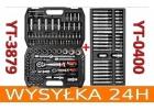 YATO KLUCZE nasadowe YT-3879 + BITY YT-0400