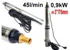 Pompa głębinowa pompy do wody ciśnieniowa 0,9kw 3cale (75mm)