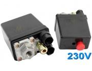 Presostat wyłącznik ciśnieniowy do kompresora 230V