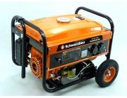 Agregat Schwarzbau 3000 generator 4,8 KWprądotwórczy + el-start