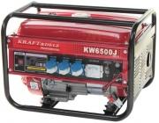 AGREGAT PRĄDOTWÓRCZY KRAFT&DELE KD111 generator prądu 4,8kw KW6500J