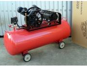 Kompresor olejowy sprężarka olejowa 690l/min Kraft&DELE KD407 200l
