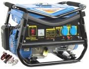 Agregat prądotwórczy,agregaty prądu 5,1kW AVR KD141