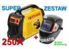 Spawarka inwertorowa 250A IGBT H00700+maska gratis