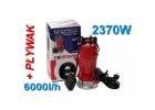 Pompa do wody czystej brudnej szamba H00601-2370W heidmann