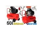 Kompresor olejowy sprężarka kd401 50L 3,8KM +zestaw