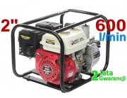 pompa spalinowa motopompa do wody XGP20 ripper