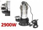 POMPA NIKLOWA 2,9kW MAR-POL MF do wody brudnej szamba+ZŁĄCZE!