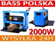 BASS POLSKA BP-4781 HEBLARKA GRUBOŚCIÓWKA 2000W 330MM