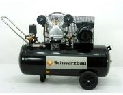 KOMPRESOR olejowy sprężarka olejowa 500 L/min SHWARZBAU VD 100L