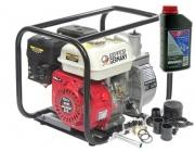 pompa spalinowa motopompa do wody XGP30 ripper 1000l/min